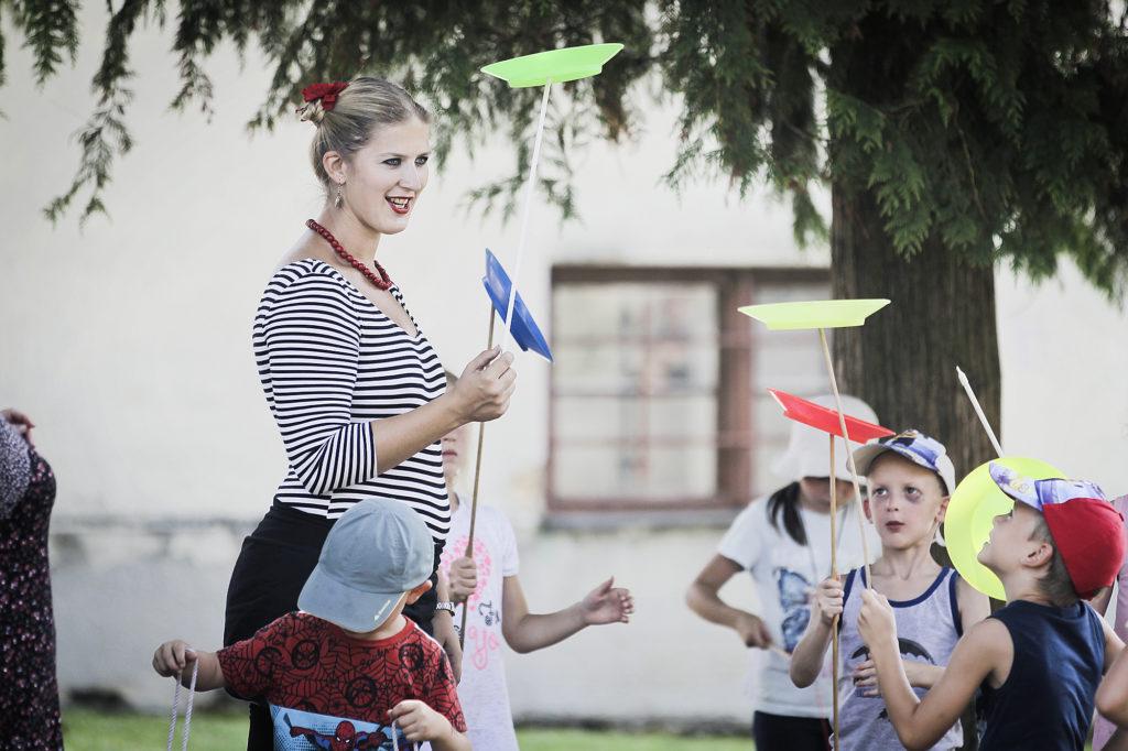 Škola žonglování